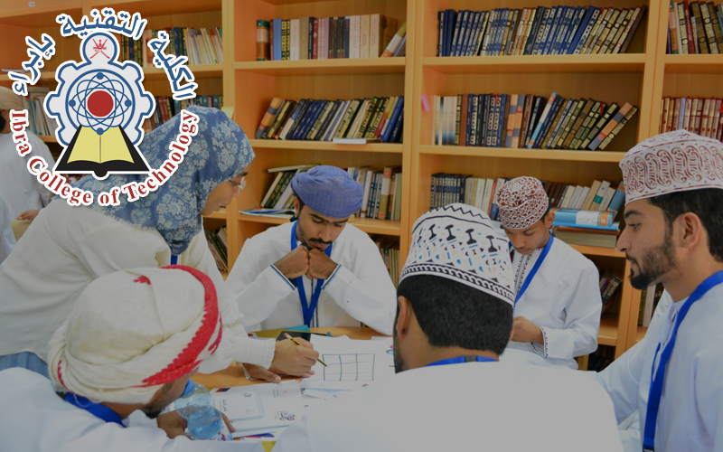IT Department Benchmarking Team Visited Nizwa College Of Technology